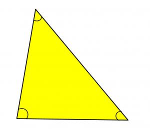 Triángulo equilátero